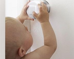 BETERTEK Child Proof Door Knob Covers