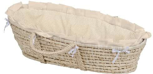 Badger Basket Moses Basket