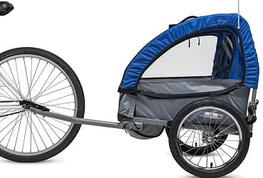 Bell Double Child Bicycle Trailer