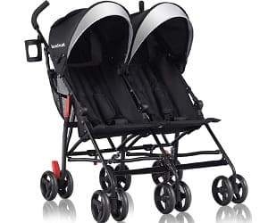 C Best Lightweight Double Stroller