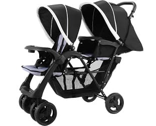 Costzon Foldable Double Stroller