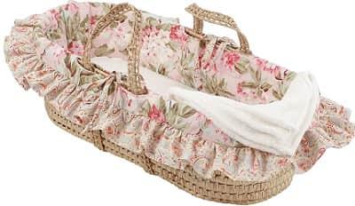 Cotton Tale Designs Moses Basket