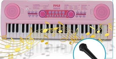 Electric Keyboard Piano for Kids