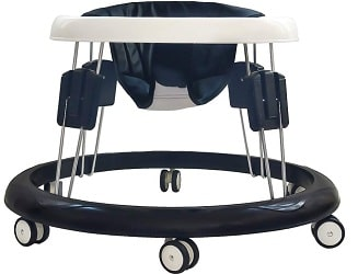 ICUBY Foldable Activity Baby Walker