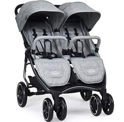 INFANS Double Stroller