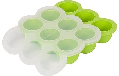 KIDDO FEEDO Baby Food Storage Container and Freezer Tray