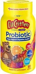 Lil Critters Kids Probiotics Gummies