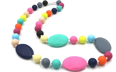 MaberryTech Direct - Baby Teething Necklace