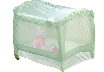 Nuby Pack N Play Universal Size Mosquito Net Tent