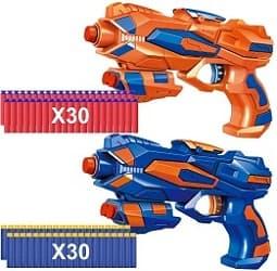POKONBOY 2 Pack Blaster Guns Toy Guns