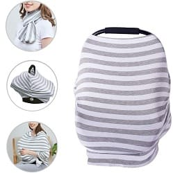 PPOGOO Nursing Cover for Breastfeeding