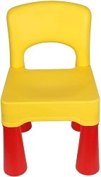 Plastic Kids Chair Durable and Lightweight