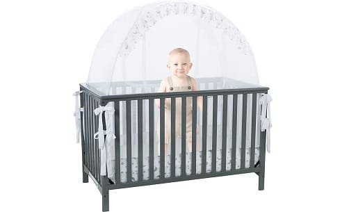 Pro Baby Safety Pop up Crib Tent