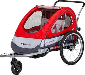Schwinn Joyrider Child Bike Trailer