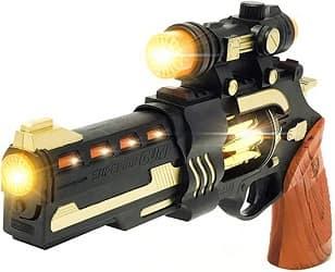 Steampunk Cool Kids Toys Guns
