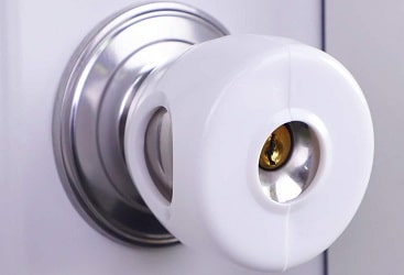 TUSUNNY Baby Safety Door Handle Cover