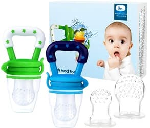 Tinabless Baby Fruit Feeder Pacifier