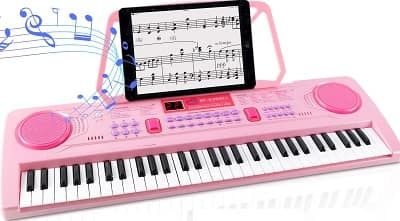 WOSTOO Electric Keyboard Piano for Kids