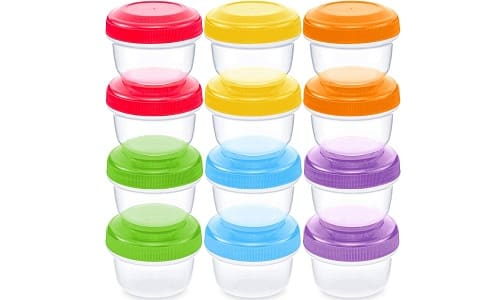 WeeSproutLeakproof Baby Food Storage