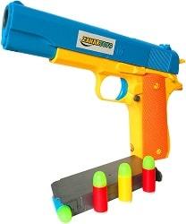 ZAHAR Toys Realistic Colt 1911 Toy Gun