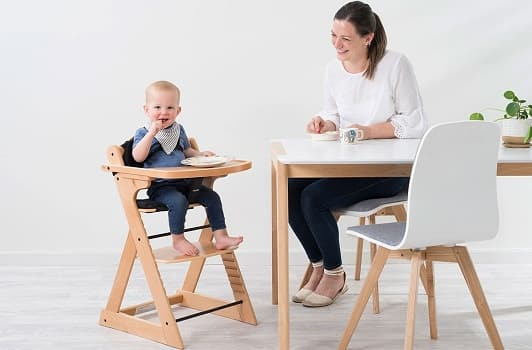 Baby High Chair Safety